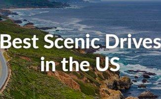Top 4 Most Scenic American Road Trip Destinations