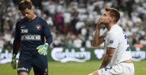 Opponents welcomes Bendtner: Good for the league