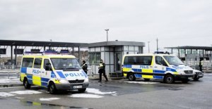 After the brutal escape: the Police ask the swedes for help