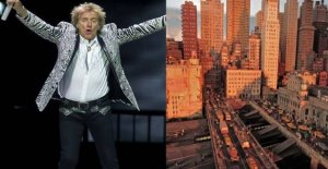 Crazy vision: to See Rod Stewart's wild model railway