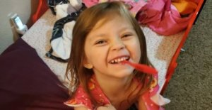 Five-year-old fell with toothbrush in mouth: It went very wrong