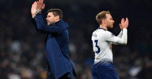 Mourinho will be the eriksen's boss