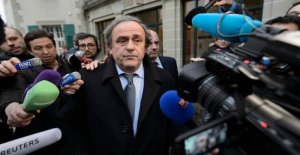 Pure hypocrisy: Stay away, Platini
