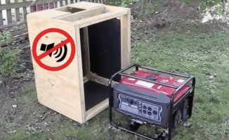 How to Deaden the Sound of a Loud Generator