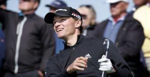 Big triumph for Danish teen
