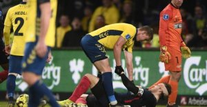 Brøndby broken in the bloody drama