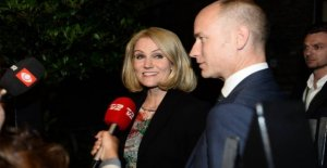 CNN asks secretive Helle on the Kinnock future
