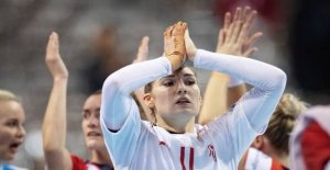 Far-fetched: Denmark CAN reach the WORLD cup semifinals
