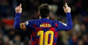 Love Messi scores record hat-trick
