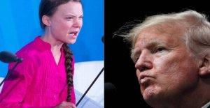 Trump mocks Greta Thunberg: Ridiculous!