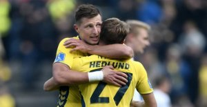 Brøndby opens the new year with victory