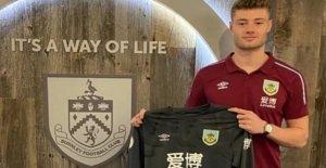 Dane scores Premier League contract