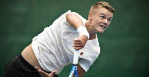 Danish tenniskomet continue difficult start in 2020