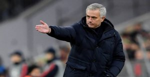 Mourinho in the clinch with the play: the Confrontation escalated