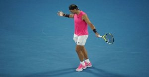 Nadal sent out in maratondyst