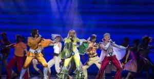 New Mamma Mia!: Annette Heick is far better than Meryl Streep