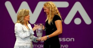 WTA-boss: Caroline gave the sport its big heart