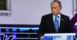 Chances to win the collapse: Disaster night for Bloomberg