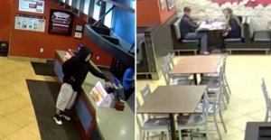 Couple on a date stops robbery
