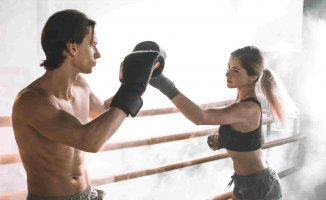 Boxing classes for fitness