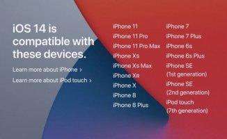 What are the Best  iOS 14 supported devices