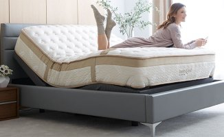 5 Amazing Health Benefits of an Adjustable Bed Base