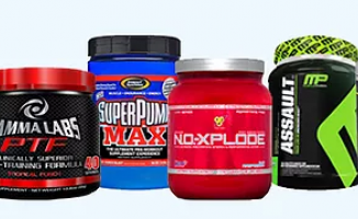 Popular Ingredients In Pre-Workout Supplements