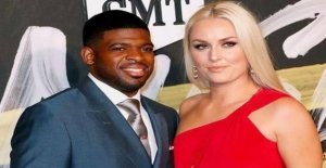 Lindsey Vonn is back single, after 3 years broke up the engagement with the ace of the national hockey league P. K. Subban