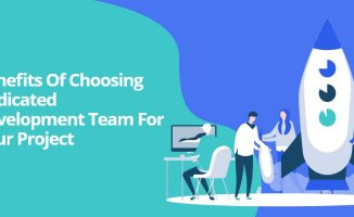 Four Benefits of Hiring a Dedicated Development Team