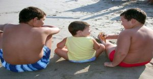 Overweight children with high insulin? Salt-risk mental distress