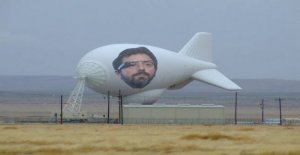 The airship humanitarian with hydrogen engine: the secret project of the founder of Google