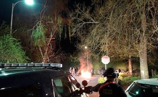 Portland Authorities declare riot Following vigil to Get Daunte Wright shooting