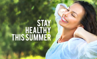6 Ways to Get — and Stay — Healthy This Summer