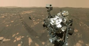 The Perseverance rover made oxygen on Mars