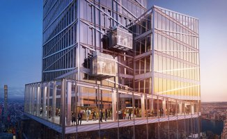 NYC's scary new tourist attraction: An all-glass'Ascent' to the Skies