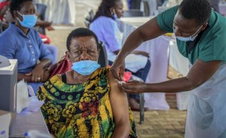 In poorest countries, surges worsen shortages of vaccines