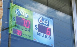 Some advice on what to do if you win the $70M Lotto Max Decoration