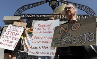 As anger mounts, Congress allows the eviction ban expire