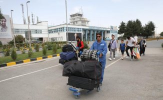 Kabul airport is the only exit as Taliban tighten their grip