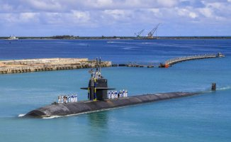 Australian PM rejects Chinese criticisms of nuclear sub-deal