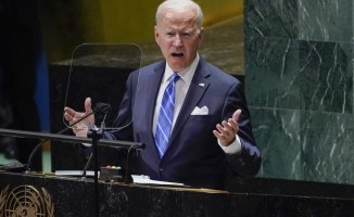 Biden promises to be a'relentless diplomat' to skeptical allies