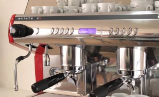 Futurmat Ruby Espresso Machine
