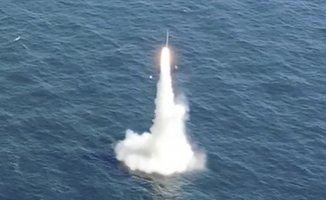 Hours apart, rival Koreas test missiles, increasing tensions