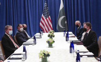 Pakistan and the United States face off again over Afghanistan threats