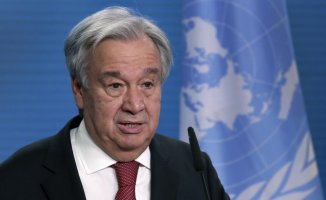 """UN chief calls for 'rapid"""" emission cuts to reduce climate change"""