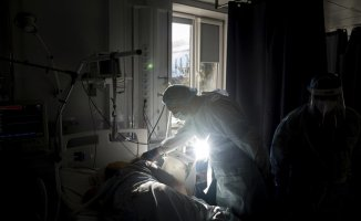 Ukraine records new high in viral deaths and infections