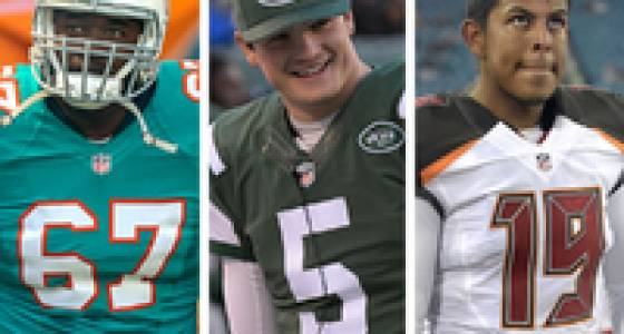 2016 NFL Draft surprises revisited; Kawann Short contract fallout