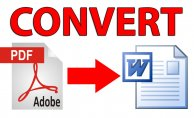 The necessity of such tool as pdf to word converter. Its Pros and Cons