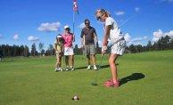 What makes golf fun?