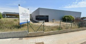 The ACA assigns to Teià the old sludge plant to use it to store municipal